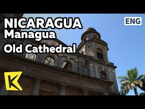 【K】Nicaragua Travel-Managua[니카라과 여행-마나과]구도심, 옛 대성당/Old Cathedral/Old downtown/War/Earthquake