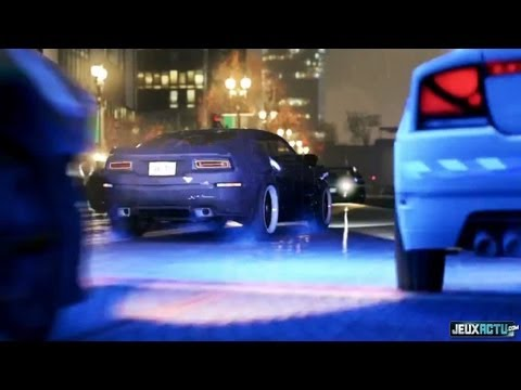 """Watch Dogs """"Hacking is your Weapon"""" Bande Annonce VF"""