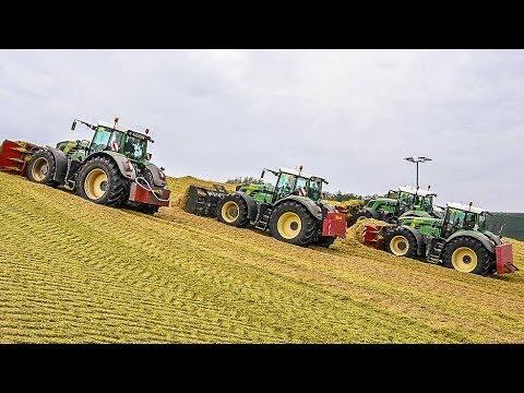 Best of Maishäckseln - FENDT, JOHN DEERE, NEW HOLLAND, KRONE Forage Harvester in Action