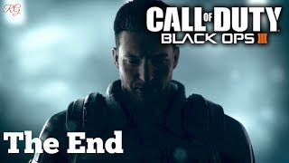 Call of Duty Black Ops 3 Walkthrough Gameplay The End - Life Campaign Mission 11 (COD BO3)