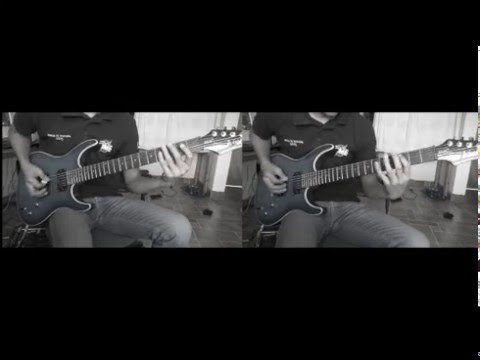 Bullet For My Valentine - Hand Of Blood (Instrumental Cover)