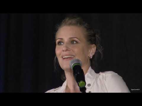 NJCon 2018 Samantha Smith FULL Panel Supernatural