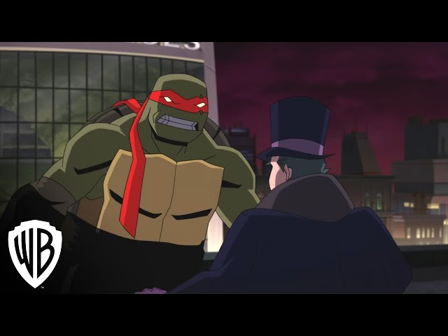 "Trailer: ""Batman vs. Teenage Mutant Ninja Turtles"""