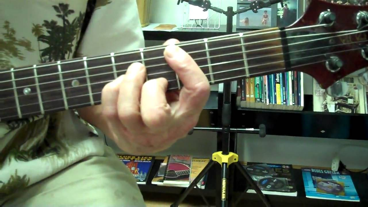 Nashuaguitar Lesson About A Girl Power Chords Strum Pattern
