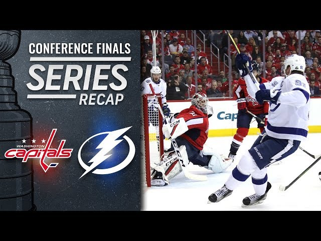 Capitals defeat Lightning in seven games to reach Stanley Cup Final