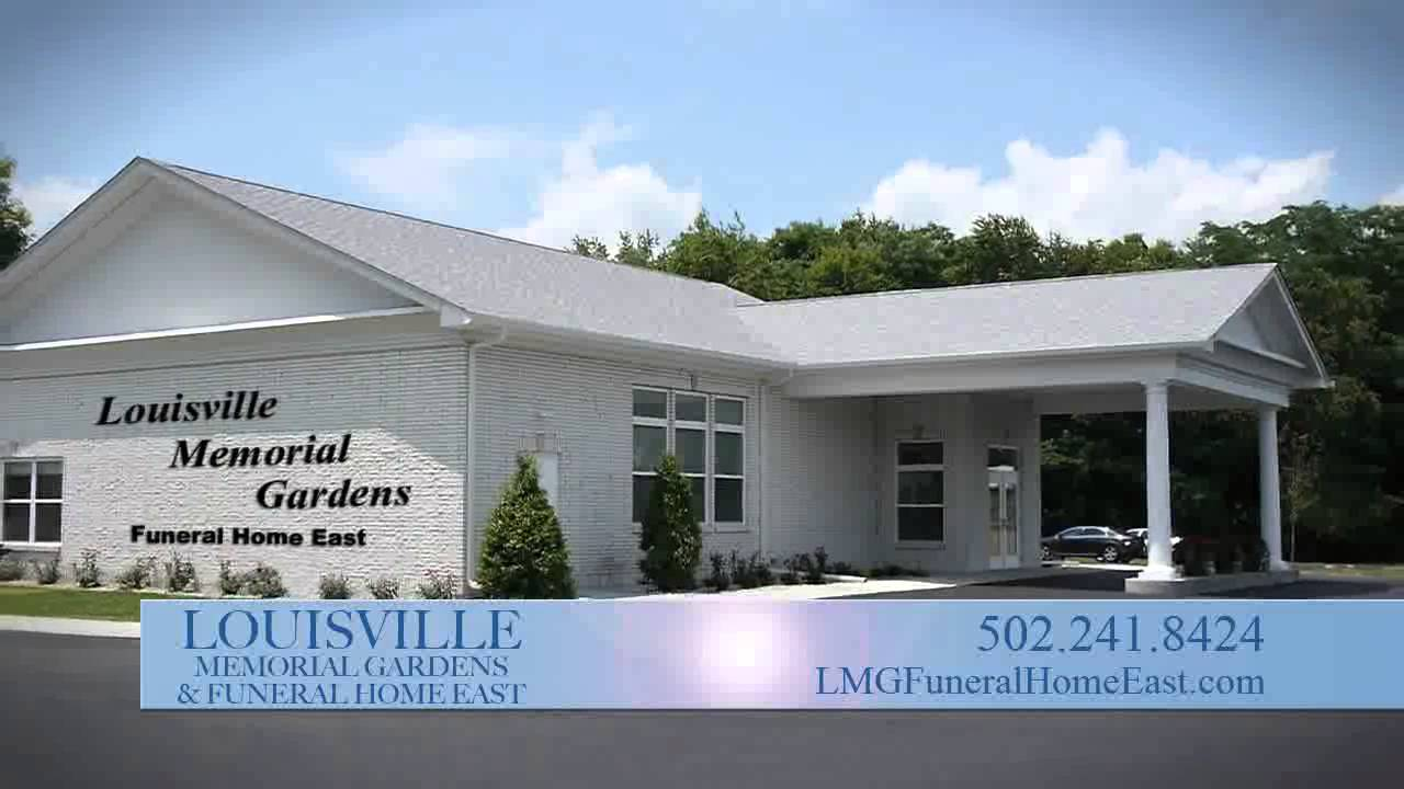 louisville memorial gardens funeral home east thank you - Memorial Garden Funeral Home