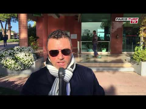 Paris-Turf TV - Christophe Escuder : Just a Formality