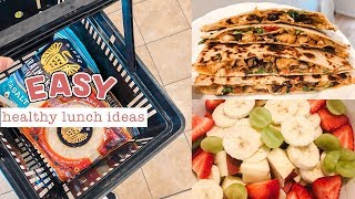 Healthy Back to School Lunches and Snacks | Easy Recipes 🍎