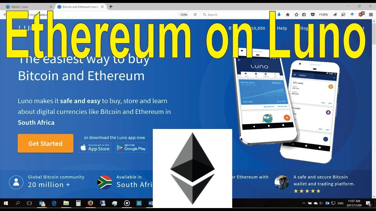 ethereum trading app