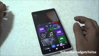Enable Double Tap to Wake Up on Windows Phone 8.1