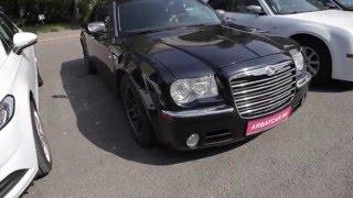Прокат легковых автомобилей Chrysler / Крайслер черный(, 2016-01-21T14:35:50.000Z)