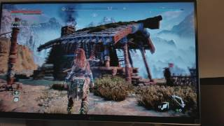 My First Impressions of PS4 Pro on LG UD69P 4K IPS Freesync Monitor