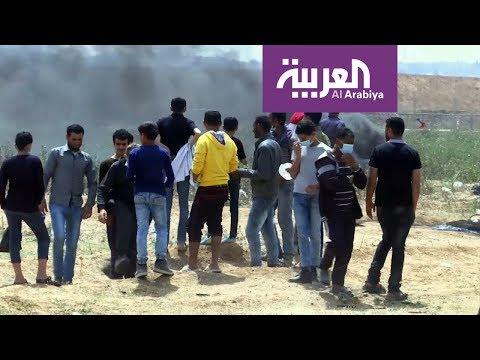 اتفاق ٌ بين إسرائيل والفصائل الفلسطينية في غزة على وقف اطلاق  - 09:21-2018 / 7 / 15