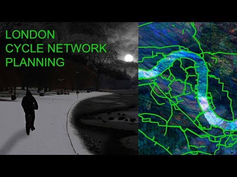 Lecture on London Cycle Network Planning