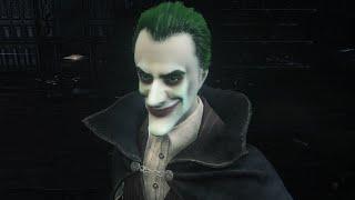Bloodborne welcomes The Joker