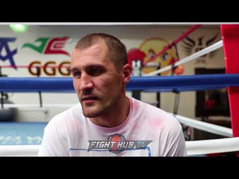 "Thumbnail: SERGEY KOVALEV CONFESSES ""I DRANK A COUPLE BEERS A DAY! 2 SMALL BOTTLES OF VODKA! I CLEANED UP!"