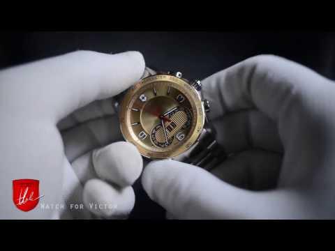 MrThanhwatch Hướng Dẫn Sử Dụng đồng Hồ Victorinox Chronograph Classic 1/100