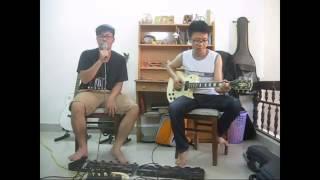 Mặc cảm (Karik) cover by Phúc Bò ft guitarist Trung Hiếu