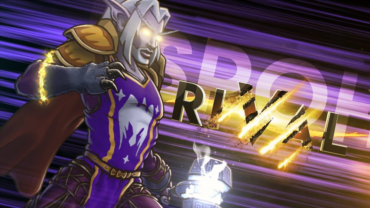 Spoh - Rival (Feral Hybrid Vanilla WoW Montage) By Spoh
