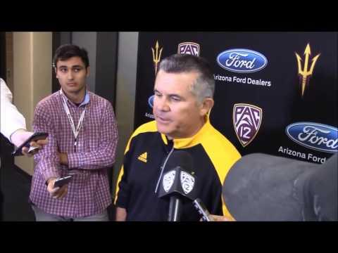 DevilsDigest TV: Todd Graham's ASU at Colorado Postgame Comments