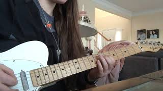 everything i wanted- billie eilish (guitar cover) WITH TABS