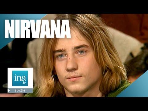 1993 : Le grunge et les fans de Nirvana   Archive INA
