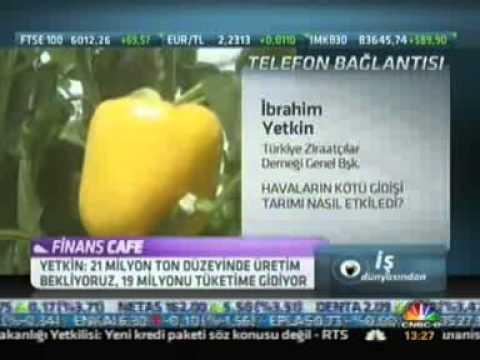 CNBC-E İş Dünyasından Sezon Pirinç 10.05.2011