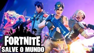 FORTNITE-Save the World Daily Mission and Vbucks alerts
