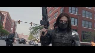 Capitán America vs El Soldado del Invierno [1080p] HD