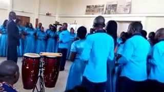 Natamani Kuingia Mbinguni Kwa Baba Yangu - St. Charles Lwanga Catholic Church, Nkoroi