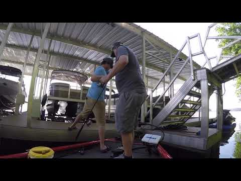 Crappie Fishing Old Hickory Lake 5/26/19