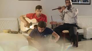 """Gram Chhara Oi Ranga Matir Poth- Instrumental""- By Raiven Hasan and Rynel Hasan."