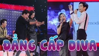 Mỹ Linh thể hiện đẳng cấp DIVA khi hòa giọng với 1 thí sinh hát SIÊU DỞ ở Giọng Ải Giọng Ai