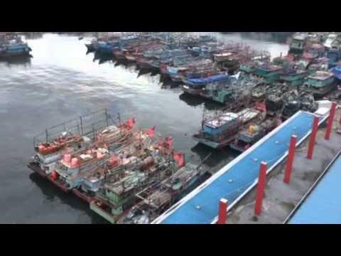 Jakarta fishing port Dec. 9, 2014