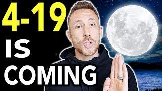 5 Things You Should Know About The FULL Moon (April 19th, 2019)