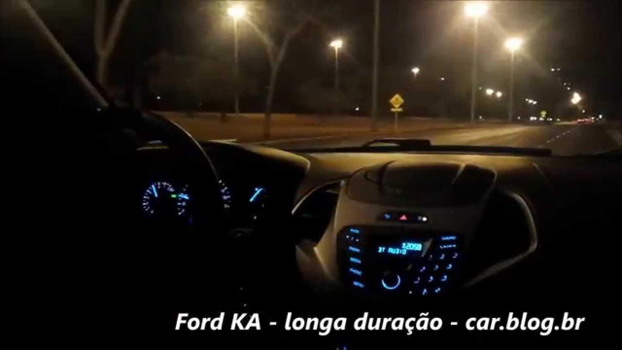 Ford Fiesta Sedan >> Novo Ford KA 2015 - considerações após 1.000 Km de uso ...