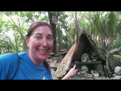 18 Seeing Skull Island and the history of Headhunting in the Solomon Islands
