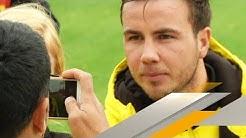 Krankenakte Mario Götze: So oft fiel der BVB-Star aus   SPORT1