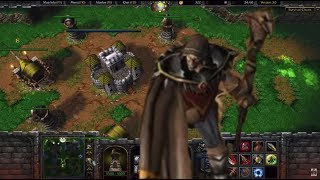 Warcraft III - Survival Chaos - Mercenarios
