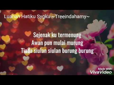 Menahan Rindu - Wany Hasrita ~Lirik~