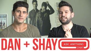 Dan + Shay Interactive Chat w/ Bobby Bones  - AskAnythingChat