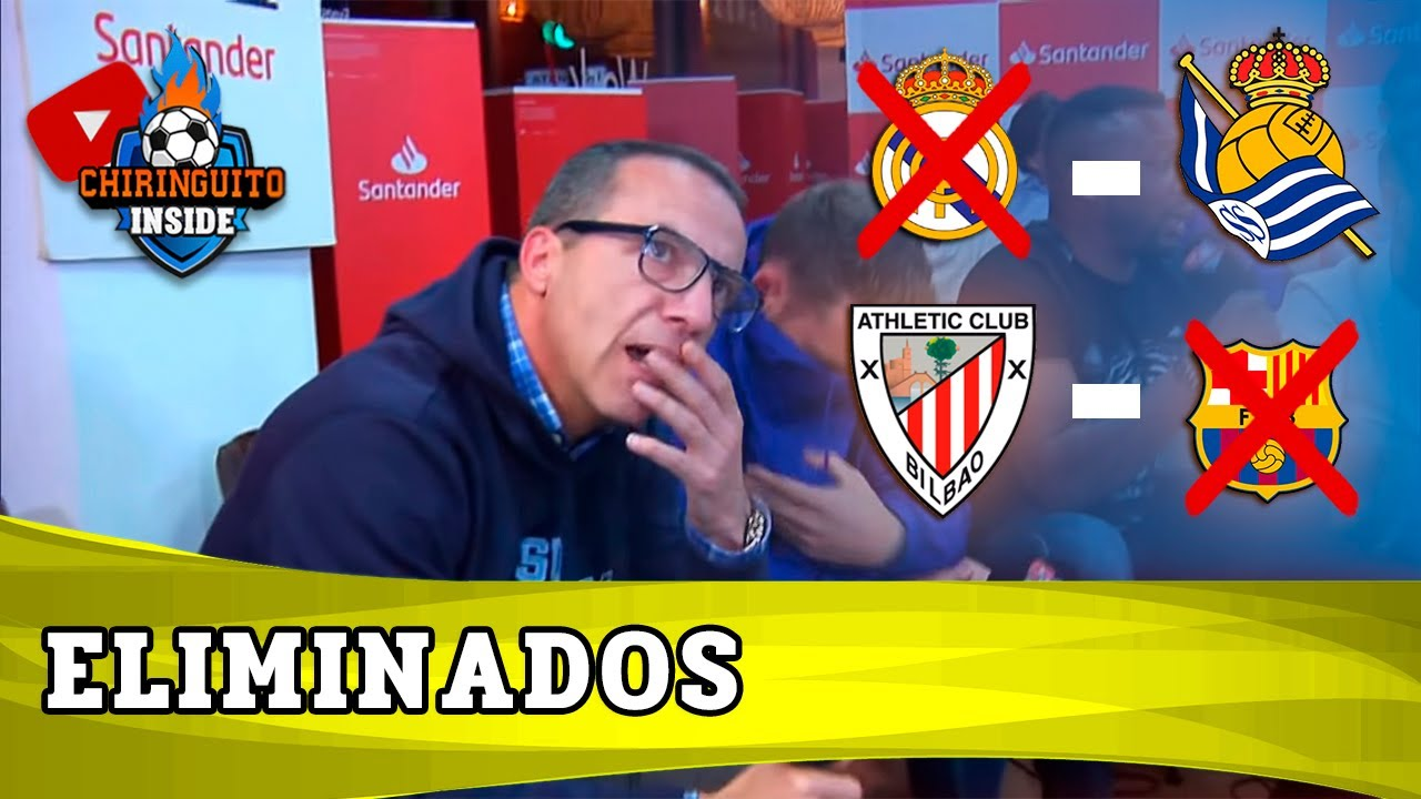 CMO VER ONLINE Athletic Bilbao vs. Barcelona por la Copa del Rey