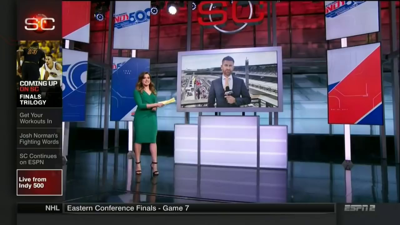 Elle Duncan Antonietta Collins | ESPN