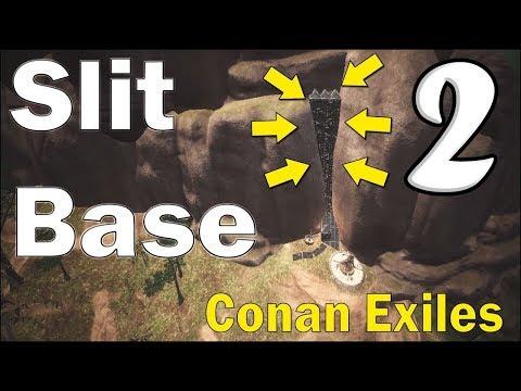 Slit Base 2 - Conan Exiles