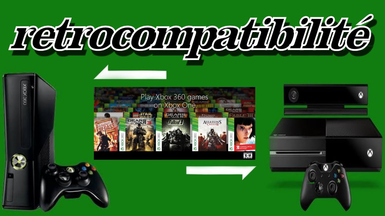 tuto comment installer des jeux xbox 360 sur sa xbox one r trocompatibilit fr. Black Bedroom Furniture Sets. Home Design Ideas
