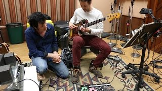 Sean Hurley's Bass Setup - Warren Huart: Produce Like A Pro