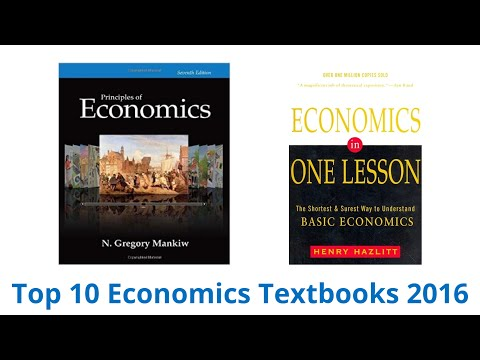 10 Best Economics Textbooks 2016