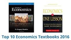 10 Best Economics Textbooks 2016