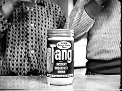 Tang Astronaut Ad (page 2) - Pics about space