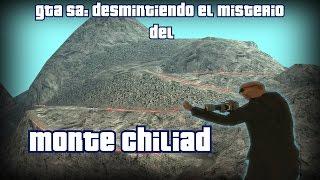 GTA SA #9: Desmintiendo el misterio del Monte Chiliad